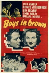 Boys in Brown 1949 DVD - Jack Warner / Richard Attenborough